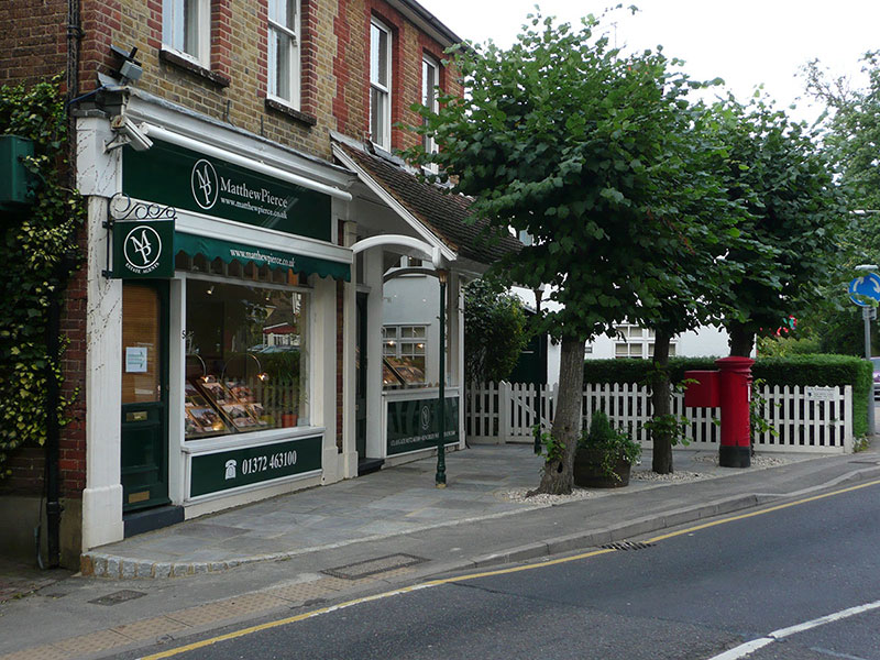 Mathew Pierce Estate Agents, Claygate