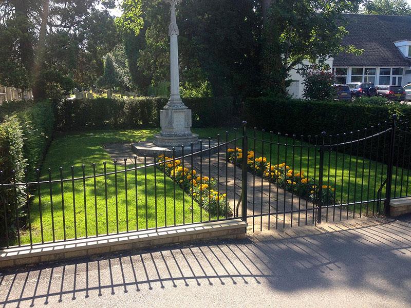 Claygate War Memorial